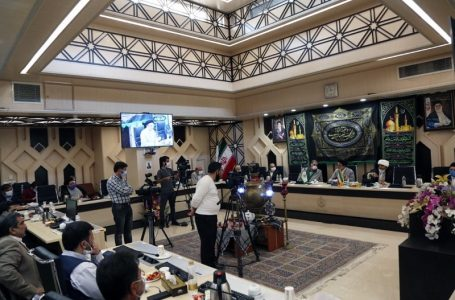 گزارش تصویری نشست هماندیشی رئیس سازمان اوقاف و امور خیریه با مداحان