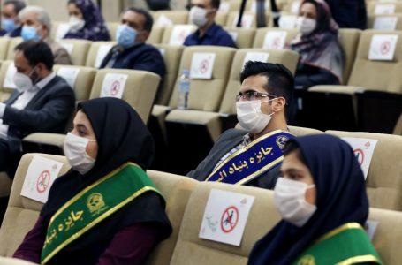 51 برگزیده علمی در سراسر کشور موفق به دریافت جایزه بنیاد البرز شدند