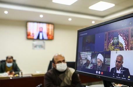 گزارش تصویری مرحله نیمهنهایی سیوهفتمین مسابقات بینالمللی قرآن ایران