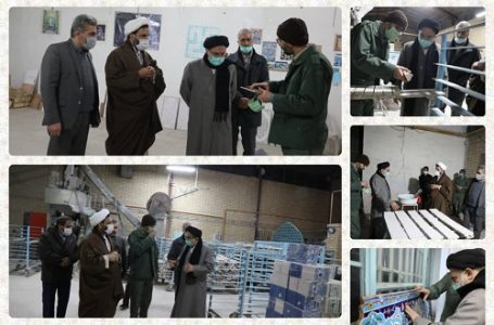 گزارش تصویری بازدید رئیس سازمان اوقاف از ۳ پروژه سرمایه گذاری موقوفات در مشهد