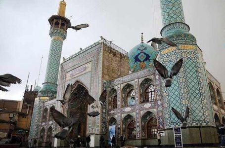 تشرف ۱۷۶ خارجی به دین اسلام در امامزاده صالح (ع) تهران